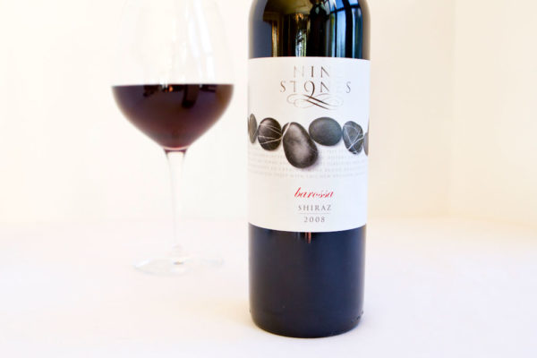 Shalizaar-Nine Stones Shiraz-Wine